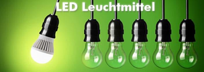 LED Leuchtmittel Austauschen