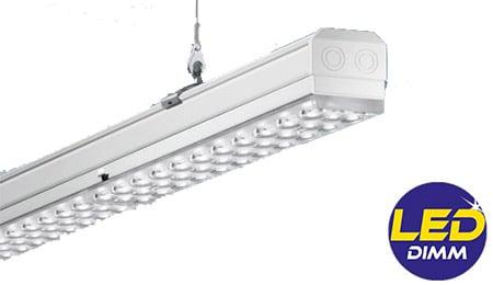 LED Hallenbeleuchtung Tragschiene