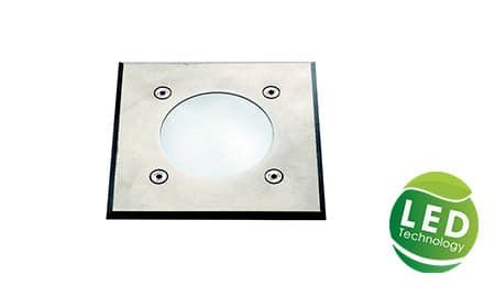LED Bodeneinbau Strahler