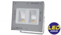 LED Fluter asymmetrisch bis 15.000 Lumen