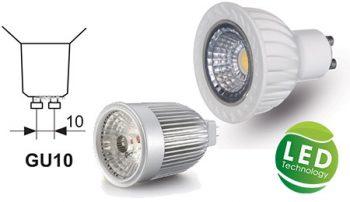 LED Leuchtmittel GU10