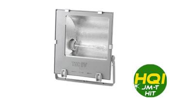 Flutlicht Strahler asymmetrisch Entladungslampe HQI