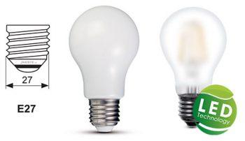 LED Umrüsten: Leuchtmittel E27