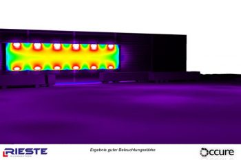 Planung Beleuchtung Helligkeit Variante 2