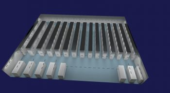 Lichtplanung Industriehalle 3D