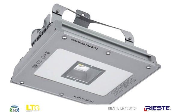 Projekt Kraftwerk Beleuchtung LED T5