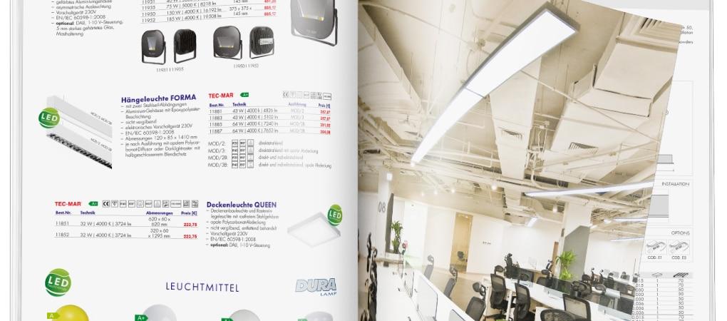 Kataloge von RIESTE Licht