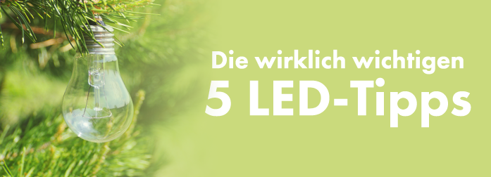 5-LED-Tipps
