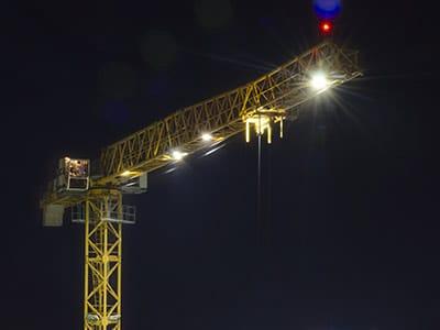 Baustellen_beleuchtung_led_auswahl_turmdrehkran