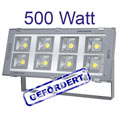 "Gefördeter LED Hallenstrahler mit ""500 Watt"""