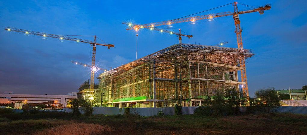 LED Krankbeleuchtung HQI Kranleuchte günstig Planung