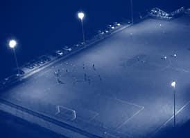 Fußballplatz, CH