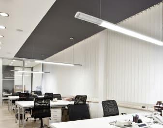 Licht Contraction Büro