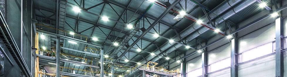 Hallenbeleuchtung LED 8