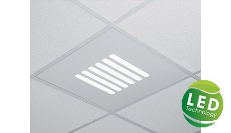 LED Deckenleuchte Variante