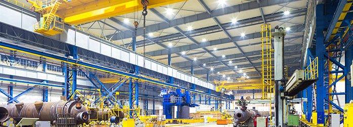 LED Hallenstrahler 150W, 200W, 300W, 400W, 500W
