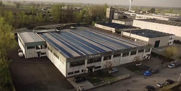 TEC-MAR Gebäude